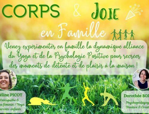Atelier « Corps et Joie en famille »