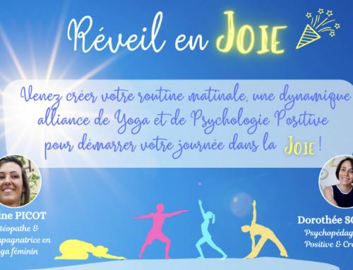 Atelier « Réveil en Joie »